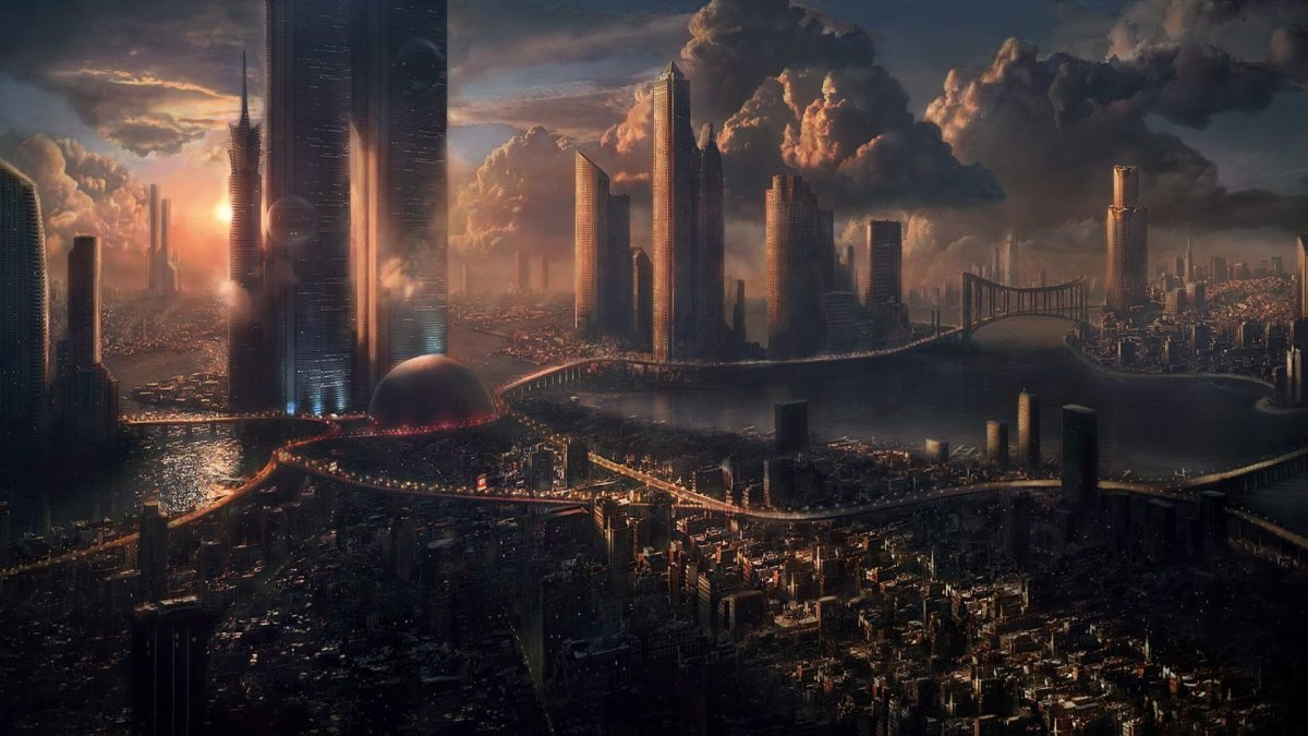 Sci-Fi World Building:Nations