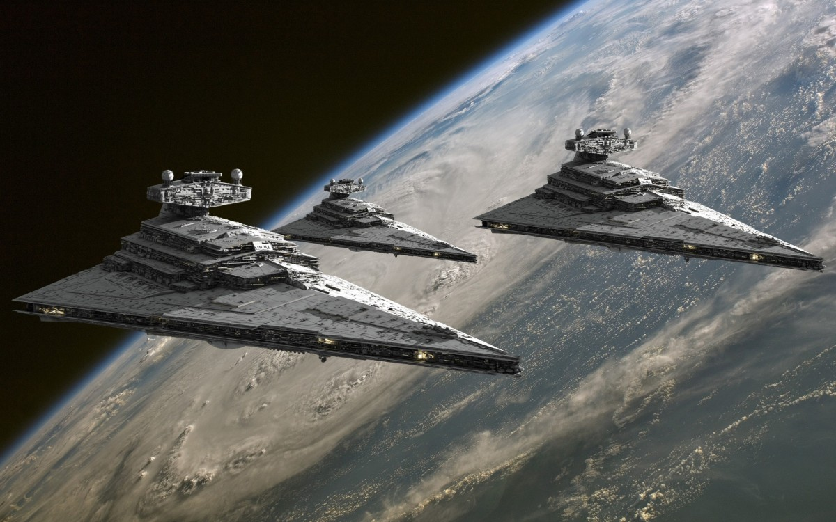 Sci-Fi World Building: Cruisers